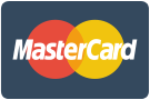 Accept MasterCard credit card